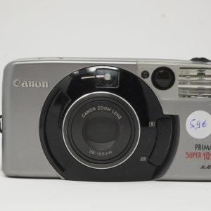 appareil photo compact argentique