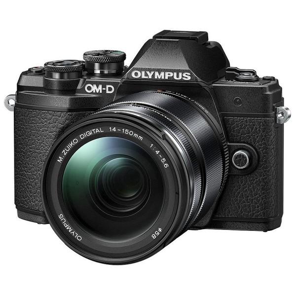 Olympus OM-D E-M10 Mark III NOIR + 14-150mm f/4-5.6 II