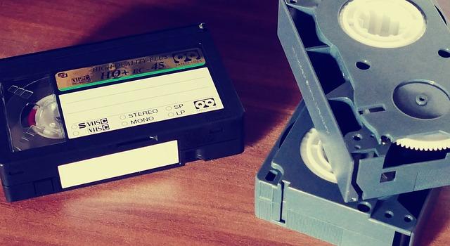 numérisation et transfert vidéo
