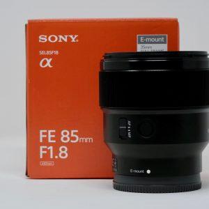 Sony FE 85mm